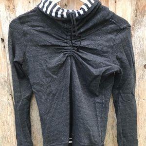 Lululemon reversible sweater